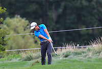 Daniel Im (USA) on the 1st fairway during Round 1 of the D+D Real Czech Masters at the Albatross Golf Resort, Prague, Czech Rep. 31/08/2017<br /> Picture: Golffile | Thos Caffrey<br /> <br /> <br /> All photo usage must carry mandatory copyright credit     (&copy; Golffile | Thos Caffrey)