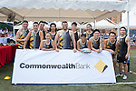 Commonwealth Bank of Australia team during Swire Touch Tournament on 03 September 2016 in King's Park Sports Ground, Hong Kong, China. Photo by Marcio Machado / Power Sport Images