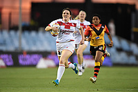 Amy Hardcastle, England v Papua New Guinea - Women's Rugby League World Cup match at Southern Cross Group Stadium, Sydney, Australia on 16 November 2017.<br /> Copyright photo: Delly Carr / www.photosport.nz MANDATORY CREDIT/BYLINE : Delly Carr/SWpix.com/PhotosportNZ