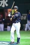 Nobuhiro Matsuda (JPN), .MARCH 6, 2013 - WBC : .2013 World Baseball Classic .1st Round Pool A .between Japan 3-6 Cuba .at Yafuoku Dome, Fukuoka, Japan. .(Photo by YUTAKA/AFLO SPORT) [1040]