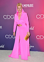 LOS ANGELES, CA. February 19, 2019: Allison Leach at the 2019 Costume Designers Guild Awards at the Beverly Hilton Hotel.<br /> Picture: Paul Smith/Featureflash