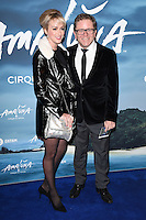 Jon Culshaw<br /> at the Cirque du Soleil &quot;Amaluna&quot; 1st night, Royal Albert Hall, Knightsbridge, London.<br /> <br /> <br /> &copy;Ash Knotek  D3218  12/01/2017