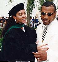 New York City<br /> 1995 <br /> Mike Tyson Monica Turner<br /> Photo By John Barrett-PHOTOlink.net/MediaPunch