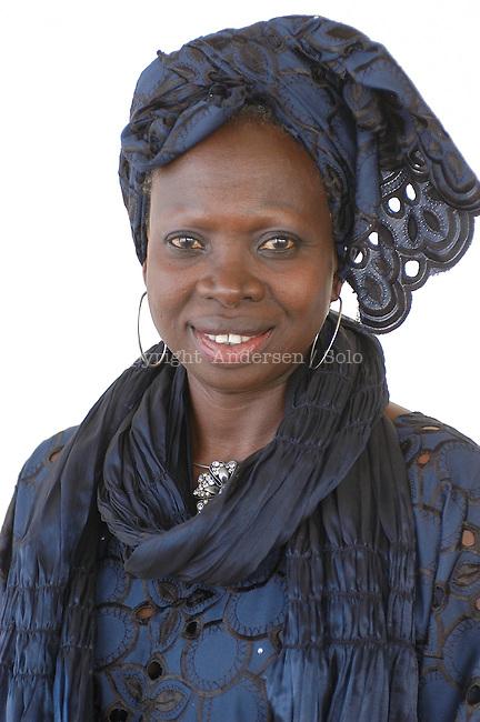 Ken Bugul, senegalian author
