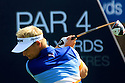 Soren Kjeldsen (DEN) during the final round of the DP World Golf Championship played at the Earth Course, Jumeira Golf Estates, Dubai 19-22 November 2015. (Picture Credit / Phil Inglis )