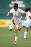 13 June 2009: Chicago's Megan Rapinoe. The Washington Freedom and the Chicago Red Stars played to a 0-0 tie at the RFK Stadium in Washington, DC in a regular season Women's Professional Soccer game.