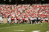 14 October 2006: The alumni during Stanford's 20-7 loss to Arizona during Homecoming at Stanford Stadium in Stanford, CA.