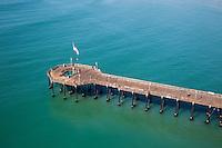 Historic Ventura Pier Aerial Photo
