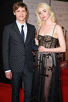 Billy Howle and Freya Mavor<br /> arriving for the premiere of &quot;The Sense of an Ending&quot; at the Picturehouse Central, London.<br /> <br /> <br /> &copy;Ash Knotek  D3244  06/04/2017