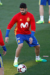 Spain's Diego Costa during training session. March 20,2017.(ALTERPHOTOS/Acero)