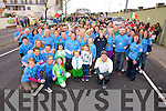 St. Patrick's Day Parade Tralee : Getting ready for the Parade Born to Run Members