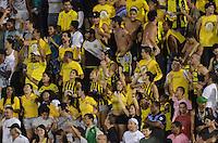 SAO PAULO SP, 03 Marco 2013 - Campeonato paulista - SAO BERNARDO X ITUANO -  Torcida   durante partida valida pelo Campeonato paulista no estadio Primeiro de Maio em Sao Bernardo do Campo , neste sabado, 03. (FOTO: ALAN MORICI / BRAZIL PHOTO PRESS).