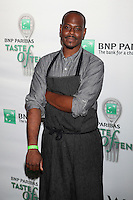 Chef Preston Clark of The Cannibal attends the 13th Annual 'BNP Paribas Taste of Tennis' at the W New York.  New York City, August 23, 2012. &copy;&nbsp;Diego Corredor/MediaPunch Inc. /NortePhoto.com<br />