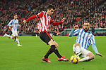 Football match during La Liga de Fútbol, between the teams Athletic Club and Malaga CF<br /> Bilbao, 25-01-14<br /> susaeta<br /> Rafa Marrodán/PHOTOCALL3000