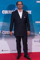 "Spanish actor Jordi Sanchez during the premiere of ""Cuerpo de Elite"" at Capitol cinema. Madrid. August 25, 2016. (ALTERPHOTOS/Rodrigo Jimenez) /NORTEPHOTO"