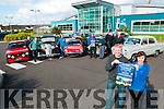 Vintage Car Run : Paul Hayes & Margaret O'Hanlon pictured outside the Ballybunion Health & Leisure Centre to announce the upcoming Vintage car run in aid of the centre to be held on Sunday 6th November starting at 2.00pm with registration at 1.00pm.