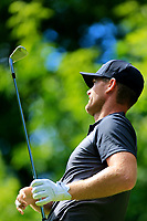 Lucas Bjerregaard (DEN) during the third round of the Lyoness Open powered by Organic+ played at Diamond Country Club, Atzenbrugg, Austria. 8-11 June 2017.<br /> 10/06/2017.<br /> Picture: Golffile | Phil Inglis<br /> <br /> <br /> All photo usage must carry mandatory copyright credit (&copy; Golffile | Phil Inglis)