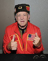 NEW YORK, NY - NOVEMBER 4: Nikolai Volkoff attends the Big Event NY at LaGuardia Plaza Hotel on November 4, 2017 in Queens, New York.  Credit: George Napolitano/MediaPunch /NortePhoto.com