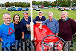 Attending the Abbeydorney Vintage on Sunday were Eddie and Phyllis Sheehy, Con Lyons, Joe McCarthy, Patrick Casey and John Coyne.