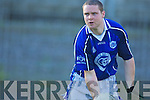 Declan Quill Kerins O'Rahillys v  Clonakilty in the Munster club football championship at Austin Stacks park on Sunday