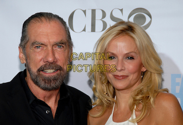 JOHN PAUL DeJORIA & ELOISE DeJORIA .Conde Nast Media Group's Third Annual Fashion Rocks Concert at Radio City Music Hall, New York, NY, USA,.7 September 2006..portrait headshot beard.Ref: ADM/PH.www.capitalpictures.com.sales@capitalpictures.com.©Paul Hawthorne/AdMedia/Capital Pictures. *** Local Caption ***