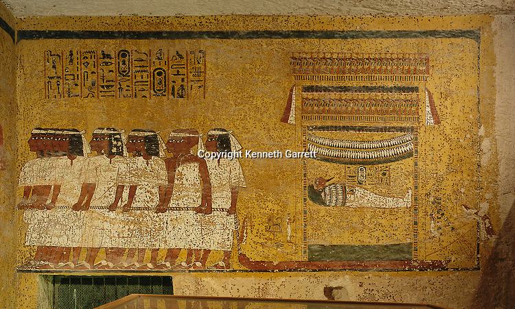 King Tutankhamun; Egypt; New Kingdom; Tutankhamun; Valley of the Kings; Tut; Tomb