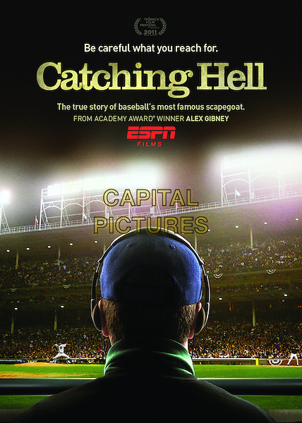 POSTER ART<br /> in Catching Hell (2011) <br /> *Filmstill - Editorial Use Only*<br /> CAP/NFS<br /> Image supplied by Capital Pictures