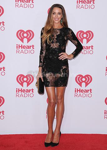 LAS VEGAS, NV - SEPTEMBER 19:  Courtney Bingham at the 2014 iHeartRadio Music Festival at the MGM Grand Garden Arena on September 19, 2014 in Las Vegas, Nevada. PGSK/MediaPunch