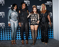 LOS ANGELES - JUN 25:  Tamika Scott, Kandi Burruss, Tameka Cottle, LaTocha Scott, Xscape at the 2017 BET Awards - Press Room at the Microsoft Theater on June 25, 2017 in Los Angeles, CA