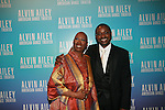 Alvin Ailey American Dance Theater Artistic Director Judith Jamison and Robert Battle Attend Alvin Ailey Opening Night Gala Party at the Hilton New York Grand Ballroom, 12/1/10