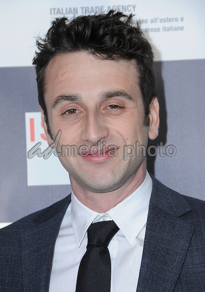 19 February 2017 - Hollywood, California - Justin Hurwitz.  12th Annual Los Angeles - Italia Film Festival held at TCL Chinese 6 Theater. Photo Credit: Birdie Thompson/AdMedia