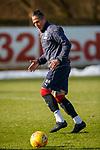 8.3.2018: Rangers training:<br /> Bruno Alves