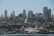 San Francisco and the Marina district. Ernie Mastroianni photo