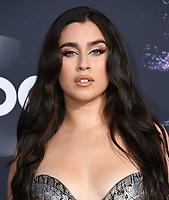 24 November 2019 - Los Angeles, California - Lauren Jauregui. 2019 American Music Awards - Arrivals held at Microsoft Theater. Photo Credit: Birdie Thompson/AdMedia