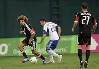 Nick DeLeon (18), Sinisa Ubiparipovic (28), Daniel Woolard (21)