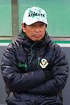 Eiji Mori (Beleza), MARCH 27, 2016 - Football /Soccer : Plenus Nadeshiko League 2016 between Urawa Reds Ladies 1-1 NTV Beleza at Nishigaoka Stadium in Tokyo, Japan. (Photo by Sho Tamura/AFLO SPORT)