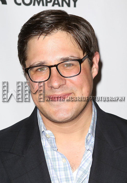 Rich Sommer attend 'The Unavoidable Disappearance Of Tom Durnin' Opening Night After Party at Laura Pels Theatre on June 27, 2013 in New York City.