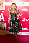 "Martina Klein attends the premiere of the film ""Solo Química"" at Palafox Cinema in Madrid, Spain. July 14, 2015.<br />  (ALTERPHOTOS/BorjaB.Hojas)"
