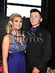 Andrew Tully and Rachel Heneghan who took part in the Moneymore strictly come dancing event in The Barbican Centre. Photo:Colin Bell/pressphotos.ie