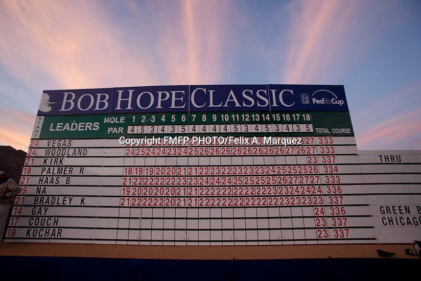 2011 Bob Hope Golf Classic (Final Day)