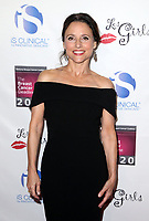 HOLLYWOOD, CA - OCTOBER 7 : Julia Louis-Dreyfus, at The National Breast Cancer Coalition's 18th Annual Les Girls Cabaret at Avalon Hollywood in Hollywood California on October 7, 2018. <br /> CAP/MPIFS<br /> ©MPIFS/Capital Pictures