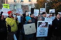 170214 Hands Off DC Rally - Elissa