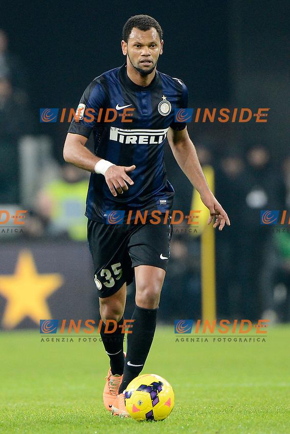 Rolando Inter<br /> Torino 02-02-2014 Juventus Stadium - Football 2013/2014 Serie A. Juventus - Inter Foto Giuseppe Celeste / Insidefoto