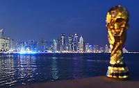FIFA WM 2022 in Katar und der Pokal