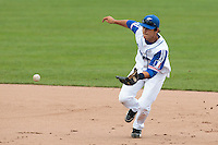 26 july 2010: Maxime Lefevre of France eyes the ball during France 10-2 victory over Ukraine, in day 4 of the 2010 European Championship Seniors, in Neuenburg, Germany.