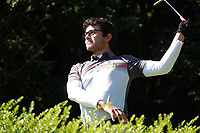 Andrea Saracino (ITA) during the second round of the Hauts de France-Pas de Calais Golf Open played at Aa Saint-Omer GC, Saint- Omer, France. 14/06/2019<br /> Picture: Golffile | Phil Inglis<br /> <br /> <br /> All photo usage must carry mandatory copyright credit (© Golffile | Phil Inglis)