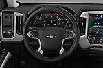Car pictures of steering wheel view of a 2017 Chevrolet Silverado-3500HD LT-Crew-DRW 4 Door Pickup Steering Wheel