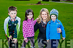 Daragh, Annalise, Eibhlin and Danny Harty The Spa Tralee at the Muckross House and gardens St Brigids day celebrations on Sunday