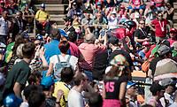 Eddie Dunbar (IRE/INEOS) entering the Verona amphitheater after finishing the closing iTT<br /> <br /> Stage 21 (ITT): Verona to Verona (17km)<br /> 102nd Giro d'Italia 2019<br /> <br /> ©kramon