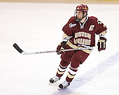 Peter Harrold - The Boston College Eagles defeated the Boston University Terriers 5-0 on Saturday, March 25, 2006, in the Northeast Regional Final at the DCU Center in Worcester, MA.